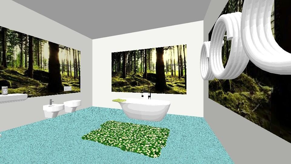 heather - Modern - Living room - by hevans48