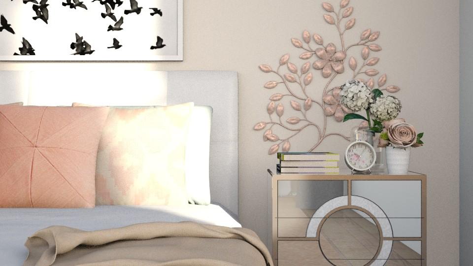 Bedside - Bedroom - by Sally Anne Design