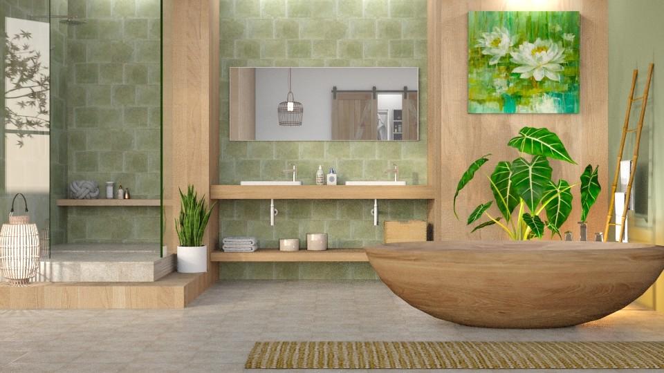 Lily - Bathroom  - by LB1981