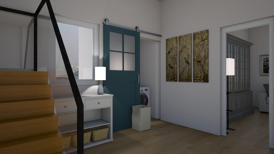 Entrance and Laundry - Classic - by salisha222