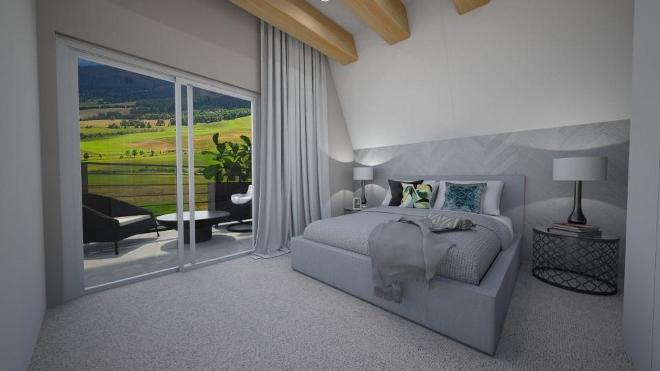 Cocosy - Bedroom - by Edyta Bak