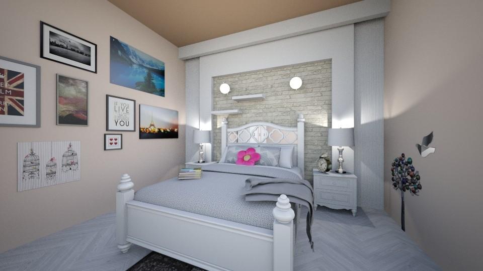 Dreamroom - by dalilaaahodzic