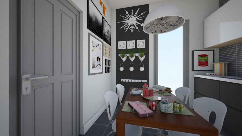 a kitchen corner  - Kitchen - by margesimpson2000