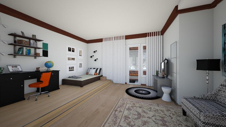 hjgfeg - Bedroom  - by ivaninayo