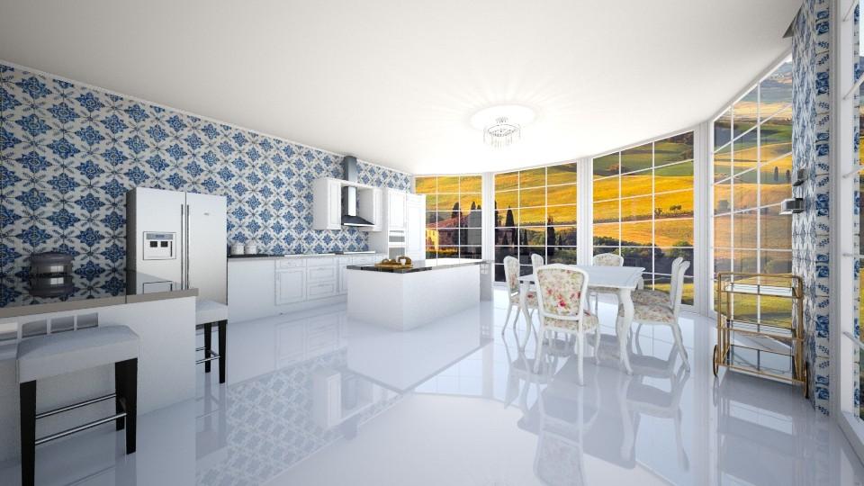 kg - Kitchen  - by jujusinha