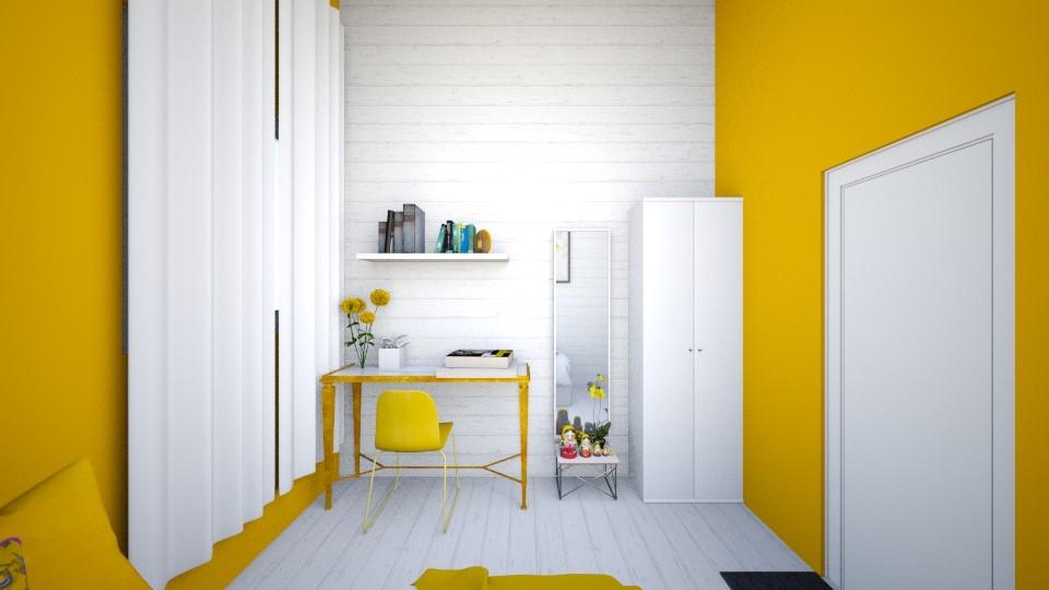 faveroom433 - Bedroom - by dianasyafira