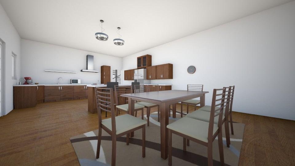 Kitchen - Kitchen - by Indiee
