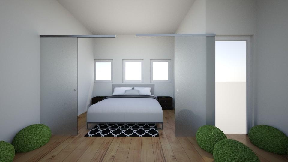 Dream Room - Bedroom - by Anna Weyer