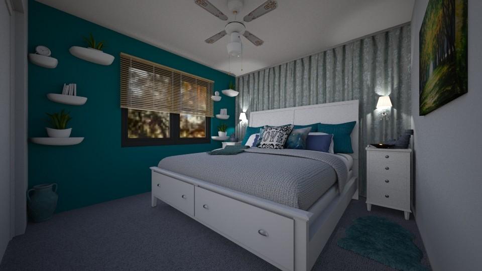 Wren M Bedroom - Bedroom  - by SherryDW