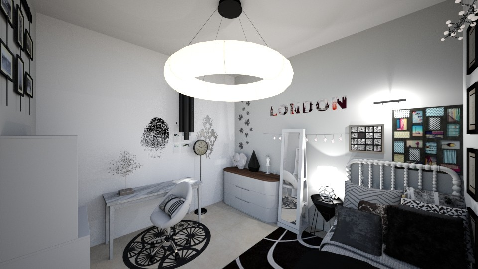 my room - Bedroom  - by LeiRech