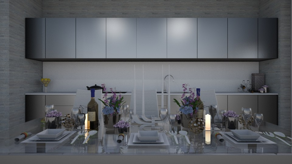 Cassina - Modern - Kitchen - by Rose Hdz