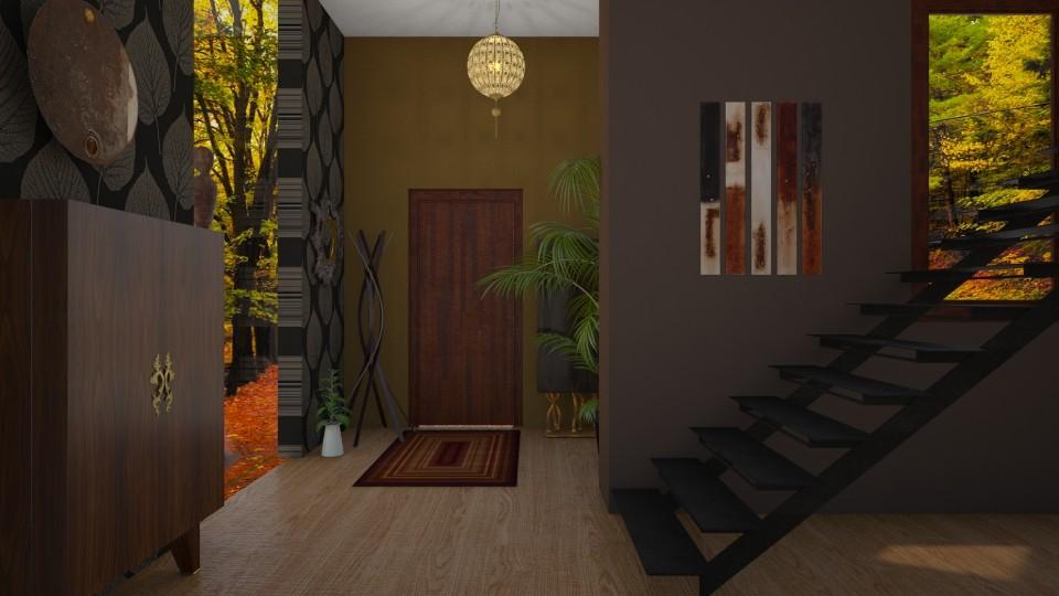 random room - by shelleycanuck