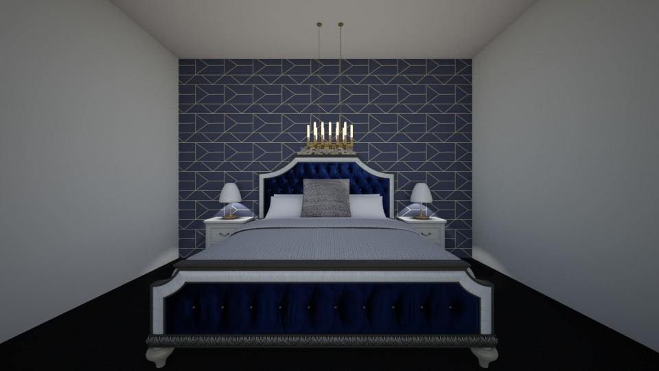 fancy bedroom - Bedroom - by lynsjk