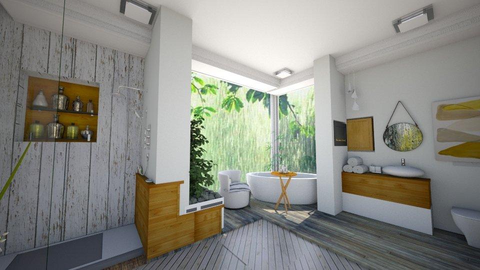 con - Bathroom  - by aleya