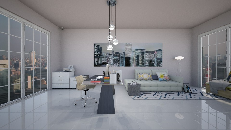 OFFICE - by salisha222