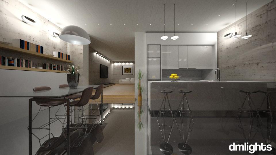 Cozinha - Kitchen - by DMLights-user-983971