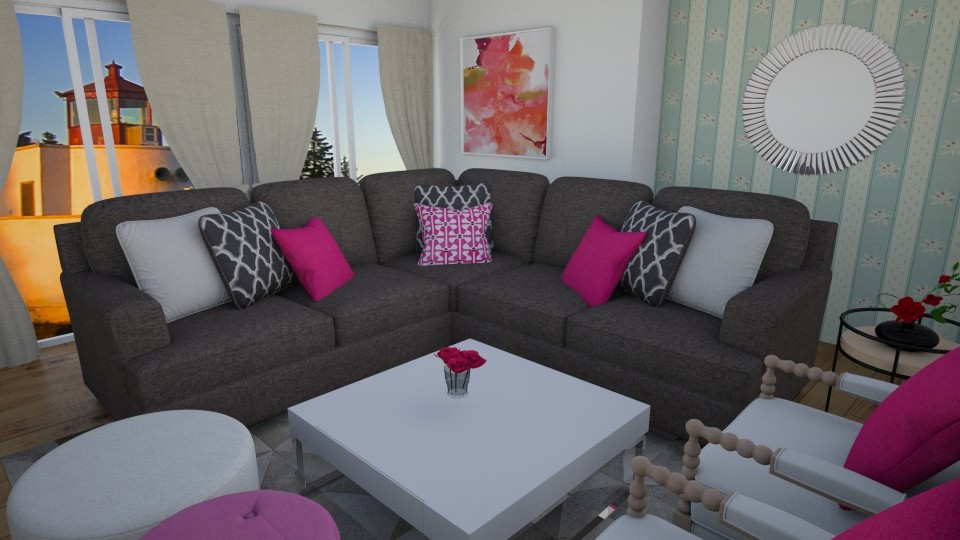 modern - Glamour - Bedroom  - by sonakshirawat175