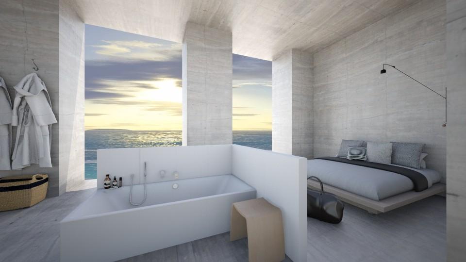 Suite - Bedroom  - by amandafern