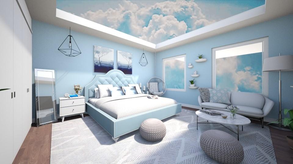 Blue Skylight - by CasuallyCrystalClear