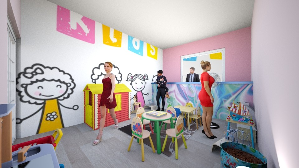 Toy shop - Kids room - by candycaneame