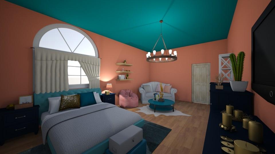 Fashion Marketing Projec - Bedroom - by sparkleunicorn66