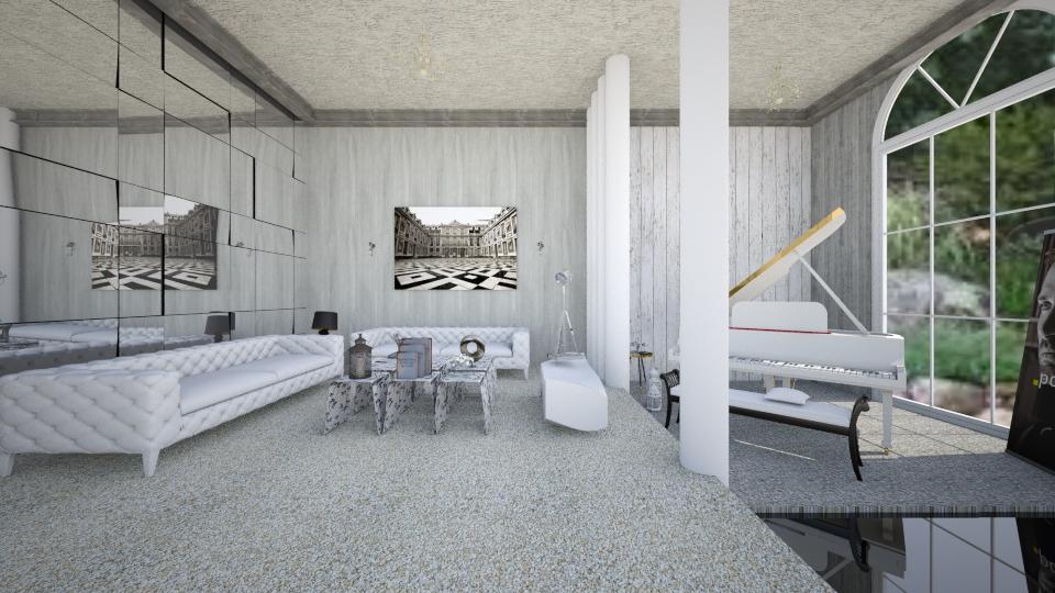 design3 - Living room - by nouran1234