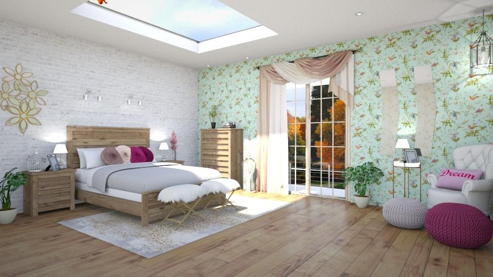 Girls Bedroom - by lizasvetlin