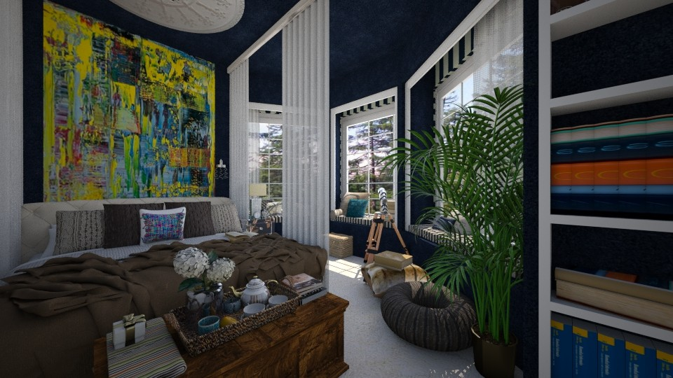 project home saloni - by Eleni Irini
