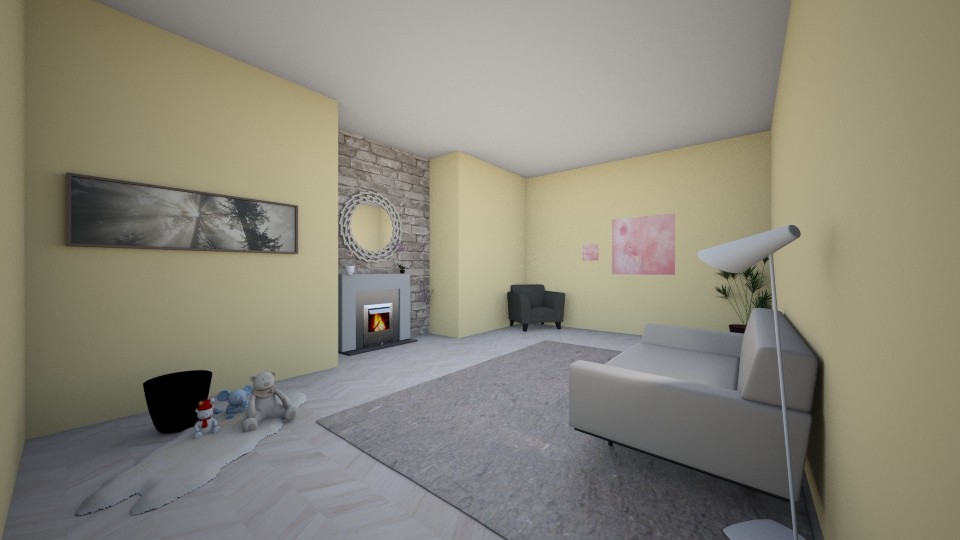 Living room 1 - by mdani91