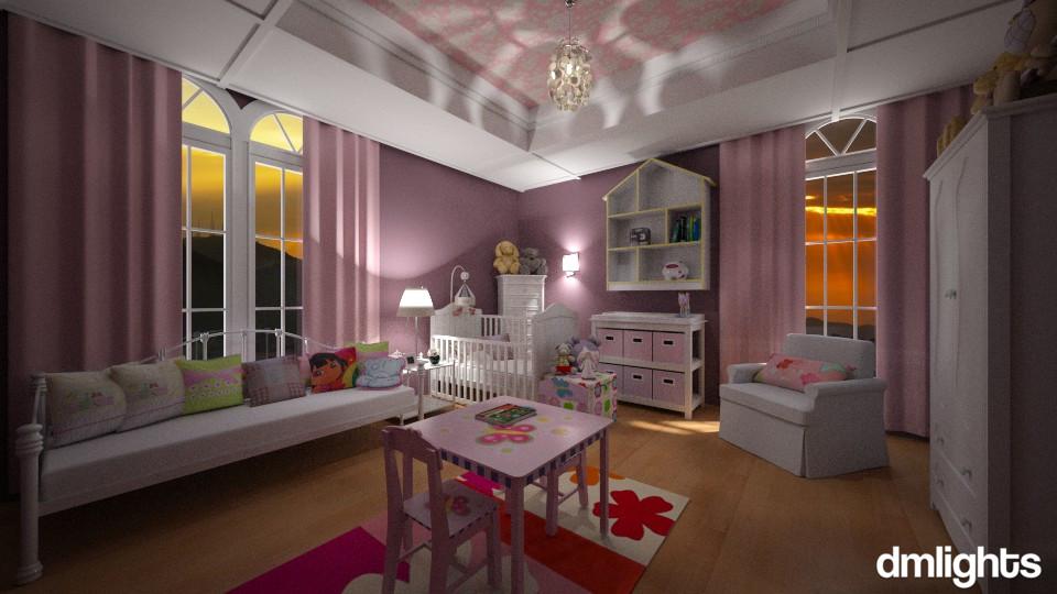 Baby - Bedroom - by Roberta Bela