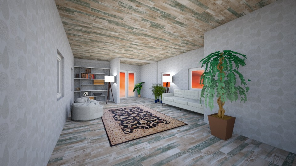 Modern Home Living Room - Living room - by Anna Weyer