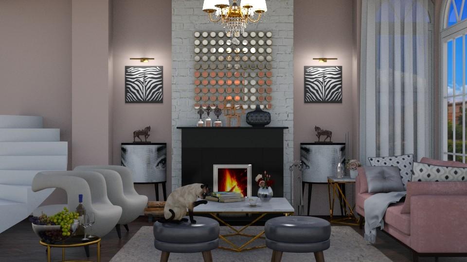 living pb - Modern - Living room - by Aeea P