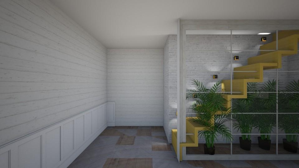 hallway - by alina2222