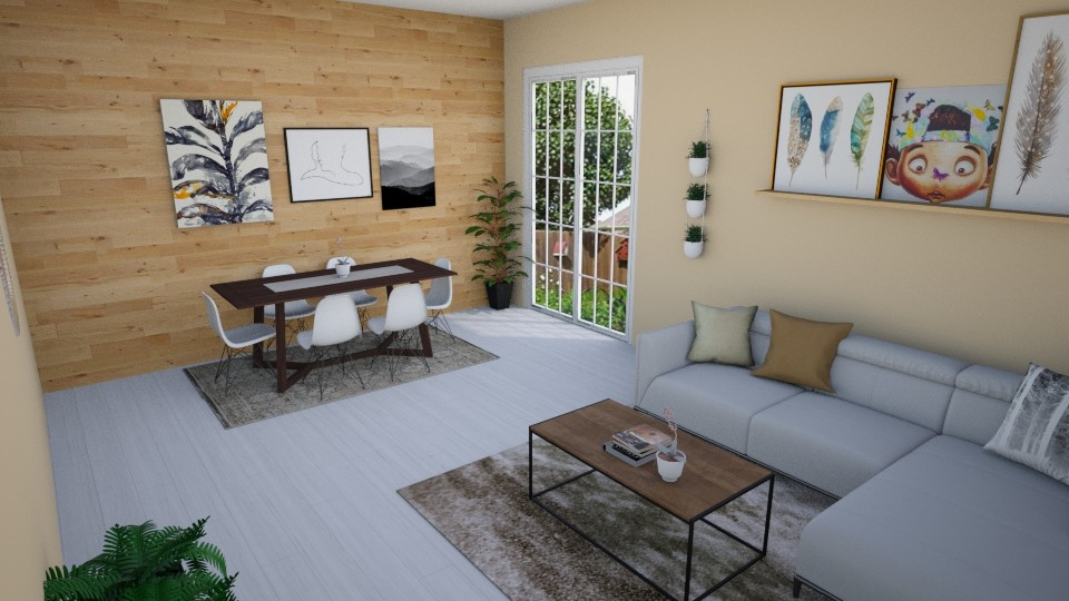 Living room - Living room - by alejavsantos