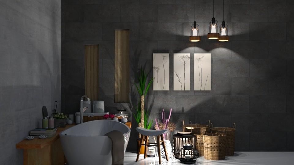 BATHHH - Bathroom - by Mihailovikj Mimi