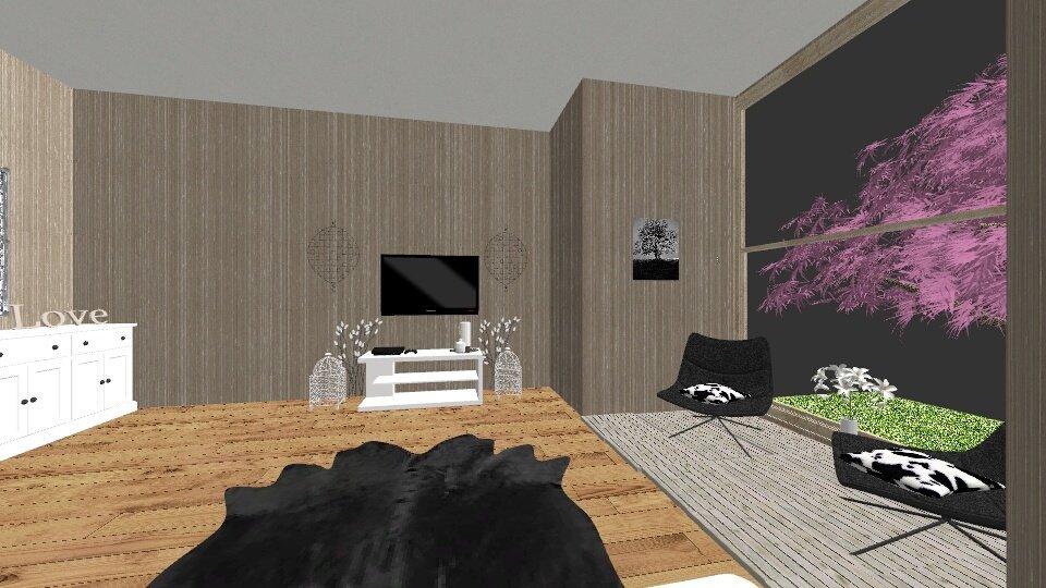 xx - Living room - by Majdic