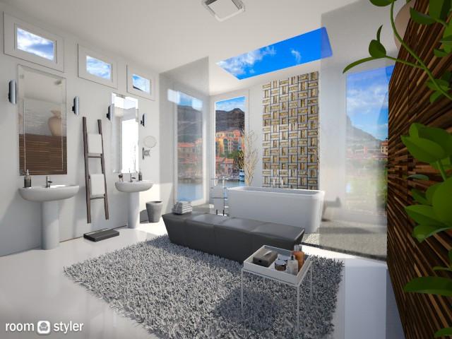 Rejuvenation! - Modern - Bathroom - by LadyVegas08