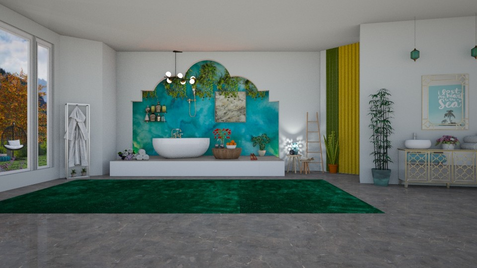 TM_B - Bathroom - by Art_Decoration