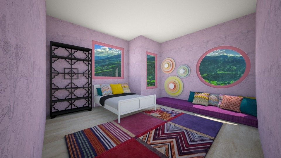 colerful - Kids room  - by Love dogs 111