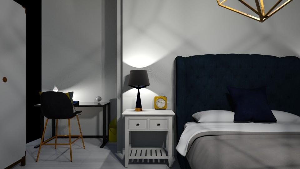 bedroom - Bedroom - by madz29