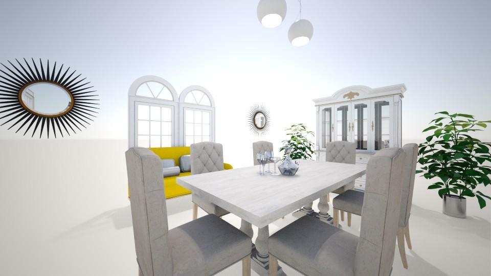 titi - Dining room - by Tijana91