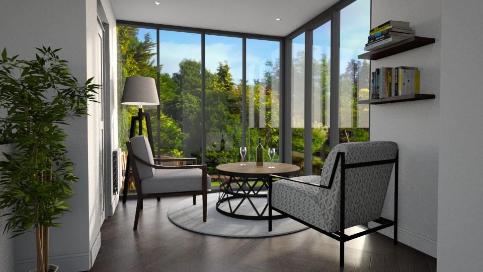Corner Room - by CAD Service UK