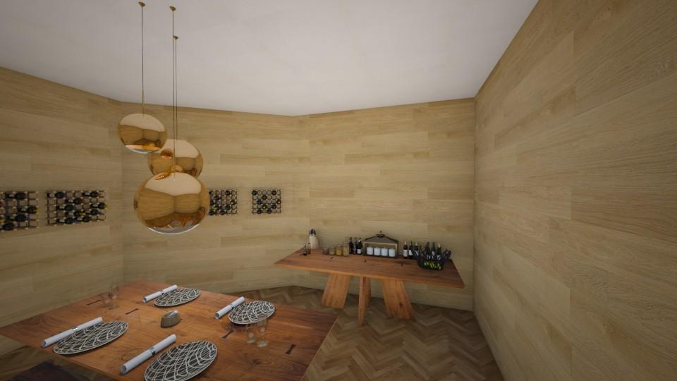 Medianoche - Kitchen - by YearOfTheDog