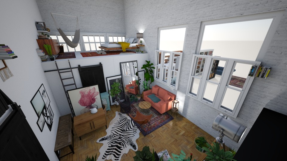 Loft 2 - Bedroom - by spetes30