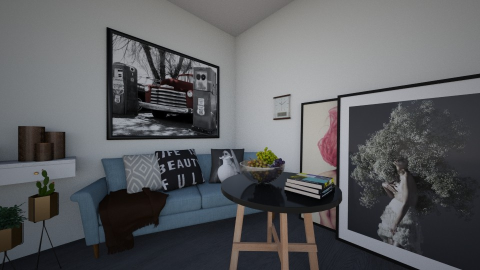 nl design - Modern - Living room  - by salisha222