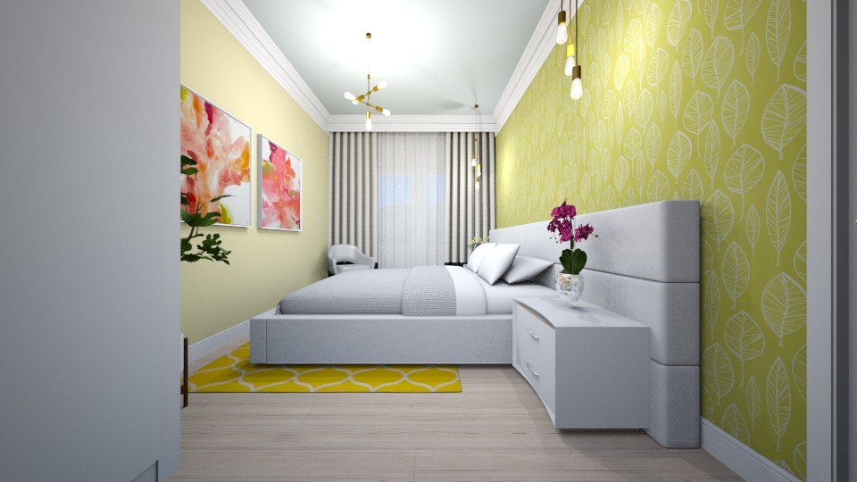 dormitor  - by Bianca Interior Design