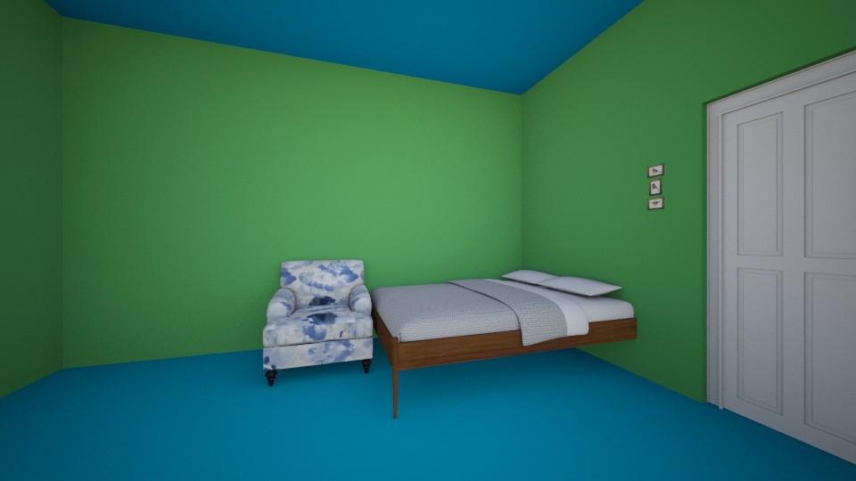 eli - Modern - Living room  - by DaRoomPig