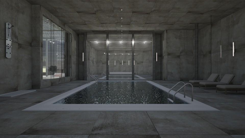 Pool - by tika 008