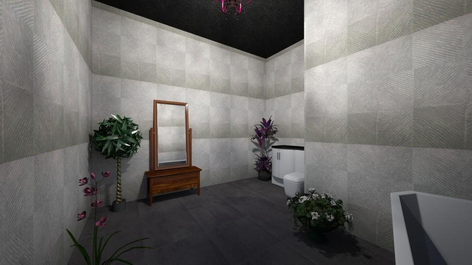 Part 1 - Bathroom - by jasminecalloway