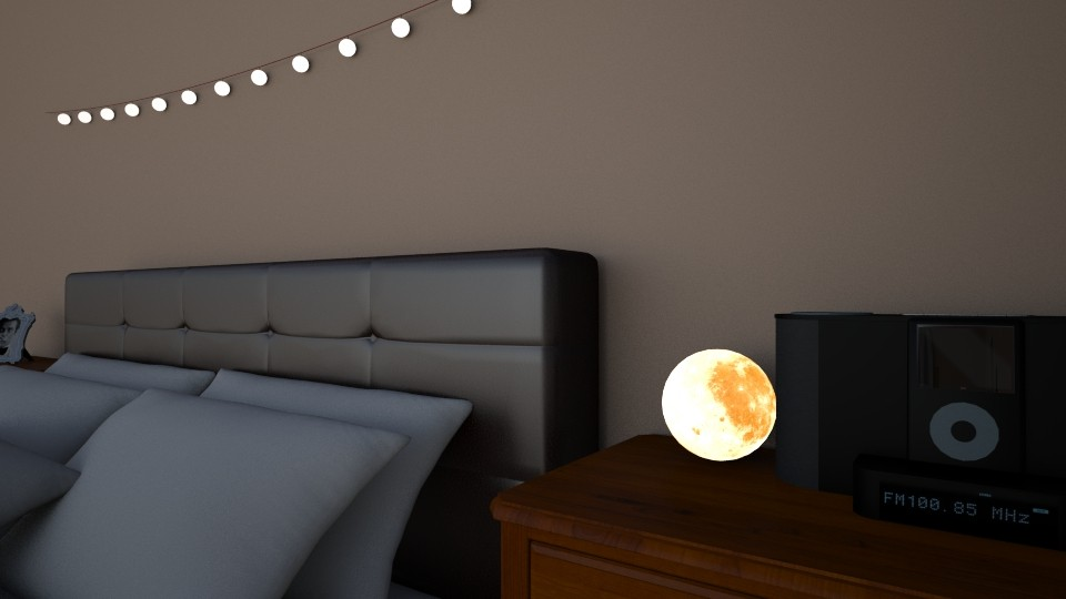 Teenage Girl Bedroom 1 - Bedroom - by Thierry Smith